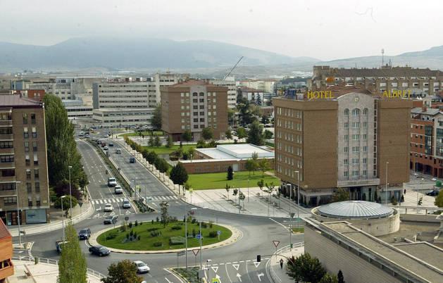 foto de El Hotel Albret es uno de los establecimientos hoteleros que el Gobierno de Navarra ha habilitado para acoger al personal sanitario