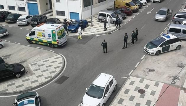 La Policía Local de Nerja (Málaga) intercepta a un hombre con coronavirus que escapó de un centro médico de Madrid-