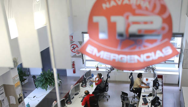 foto de Oficinas de Sos Navarra, en Pamplona.