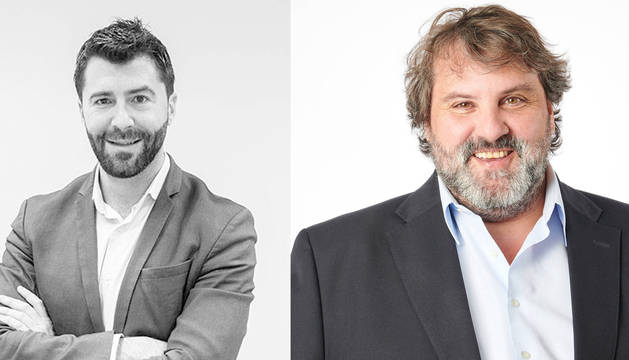 Fotos de Eduardo Luquin y José Antonio Guruceláin, de la firma navarra Cistec