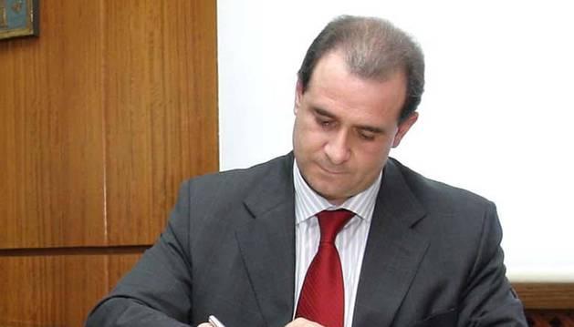 Francisco Pardo Piqueras, en una fotografía de archivo.