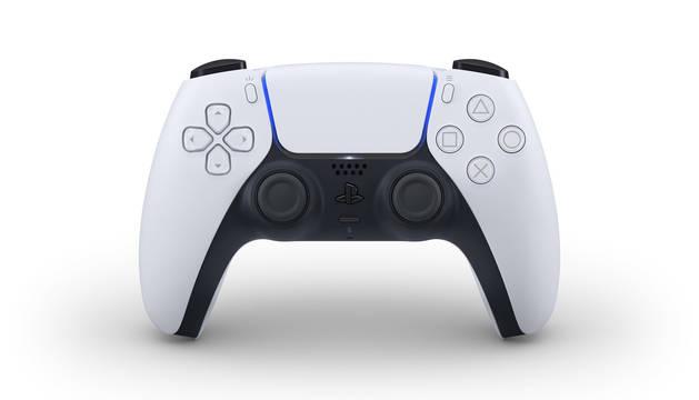 Nuevo diseño en dos colores para el mando de la PS5.