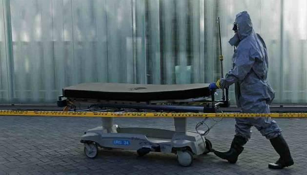 Hay ya 71 fallecidos por covid-19 en residencias de Navarra y otros 143 han muerto con síntomas