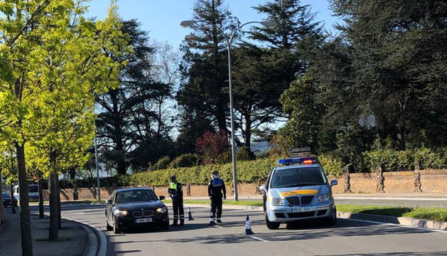 La Policía Municipal de Pamplona propone otras 64 sanciones