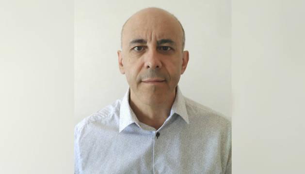 Luis García es director del SEPE en Navarra desde hace seis meses.