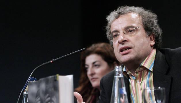 Foto del periodista José María Calleja.