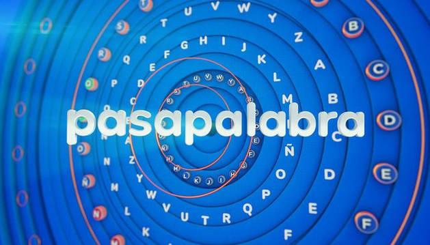 Imagen del nuevo logo de 'Pasapalabra'.