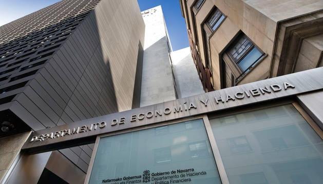 foto de Sede del Departamento de Economía y Hacienda