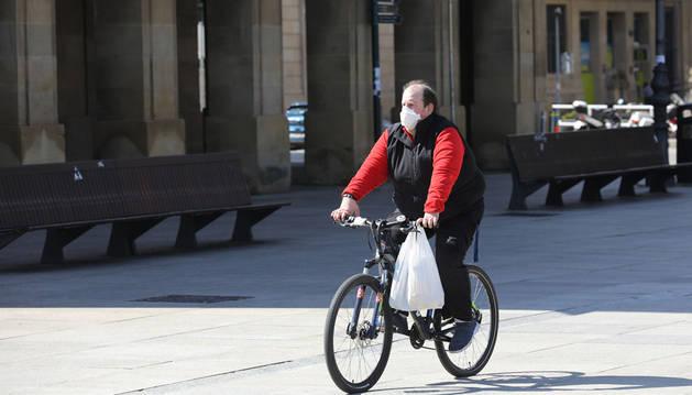Pamplona impulsará carriles bici temporales para minimizar contagios