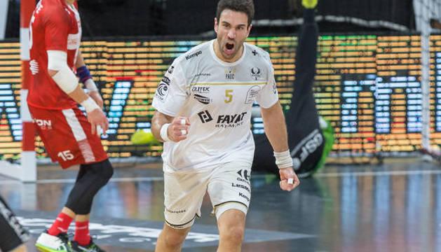 Iosu Goñi jugará en el Chambéry Savoie francés