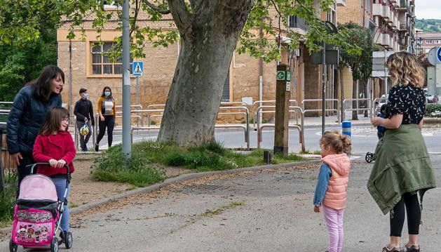 Incumplir las normas del paseo con niños conllevaría multas desde 601 euros
