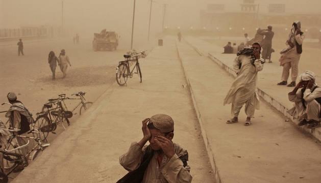 Kandahar, Afganistán, 2005.