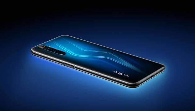 Aspecto del smartphone Realme 6 Pro