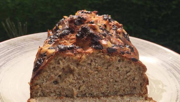 Una receta y un truco: 'Banana bread' pamplonica