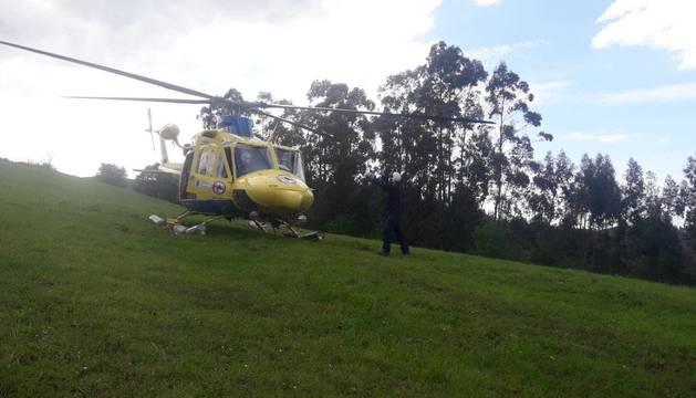 Fallece un hombre de 55 años mientras hacía senderismo en Ramales