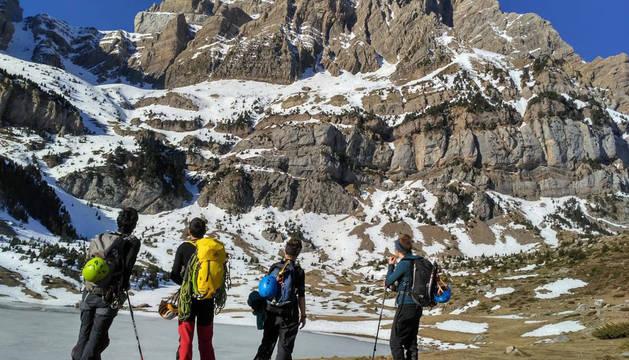 Una década formando jóvenes en la montaña