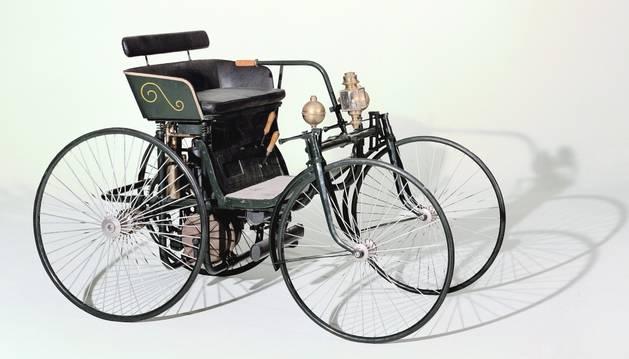 Mercedes manivela