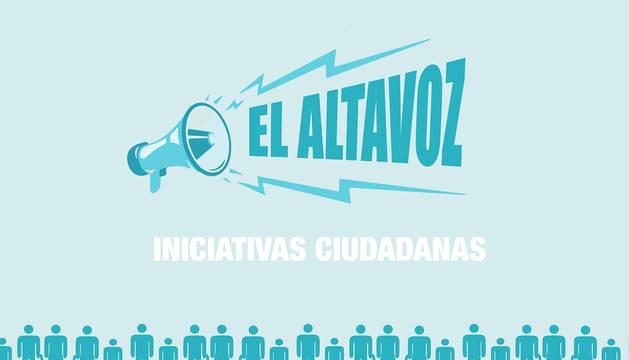 Pamplona enciende 'El Atlavoz', iniciativa de participación ciudadana en redes durante la pandmeia de coronavirus.