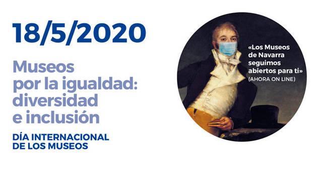 Los museos de Navarra celebran de forma virtual su día entre el 15 y el 18 de mayo