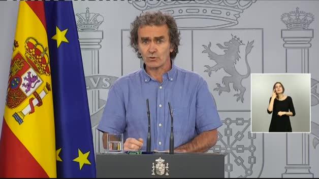 España registra 102 nuevos muertos con coronavirus en las últimas 24 horas