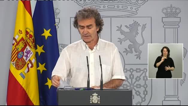 Vídeo   España baja por primera vez de los 100 fallecidos desde que se decretó el estado de alarma