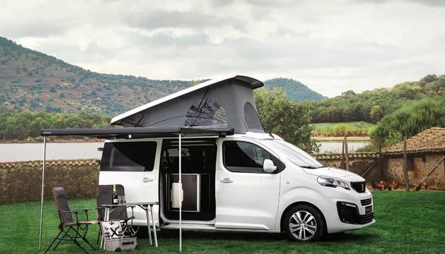 Peugeot camper