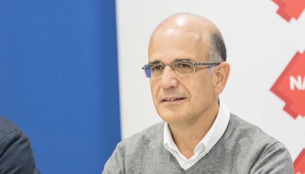 Foto de Alberto Catalán, senador de UPN: