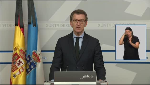 Feijóo convoca elecciones gallegas el 12 de julio