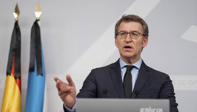 Las elecciones gallegas se celebrarán el 12 de julio
