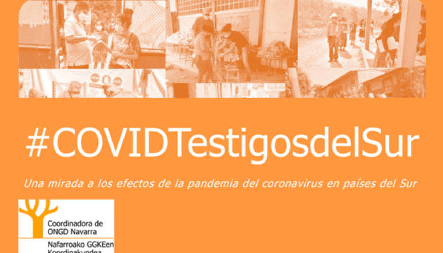 Foto de la campaña #COVIDTestigosdelSur.