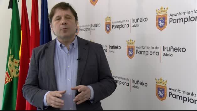 Vídeo con el que el Ayuntamiento de Pamplona ha querido celebrar el Día de la Diversidad Cultural