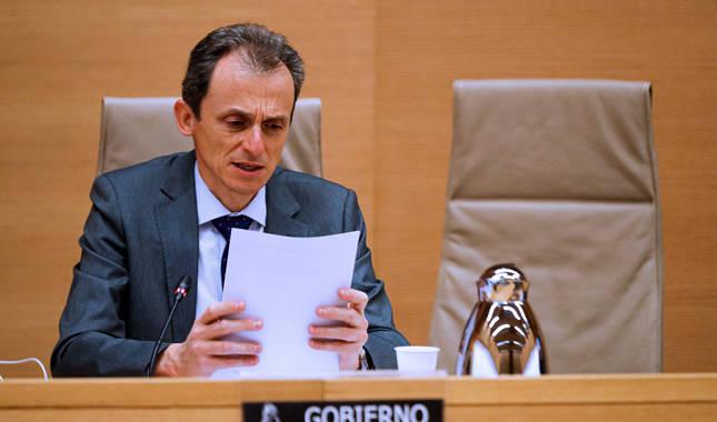 foto de El ministro de Ciencia e Innovación, Pedro Duque, en la Comisión de Ciencia, Innovación y Universidades del Congreso de los Diputados