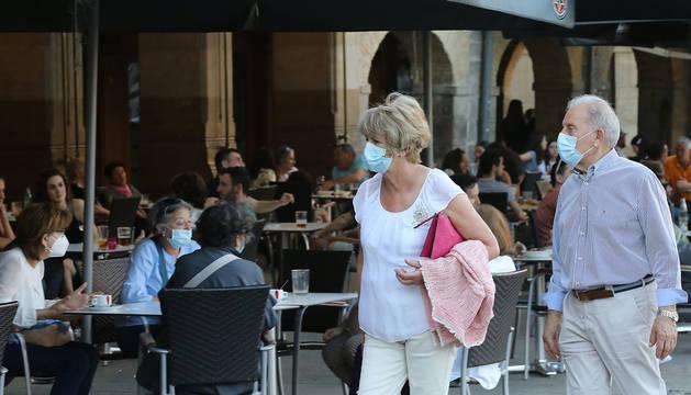 Las terrazas, un éxito de público pero de escasa rentabilidad