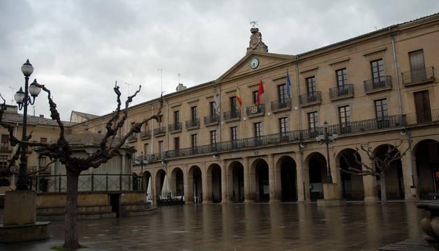 El Ayuntamiento de Tafalla permitirá aplazar el pago de la contribución.