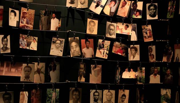 Confirman la muerte de Agustin Bizimana, acusado del genocidio de Ruanda