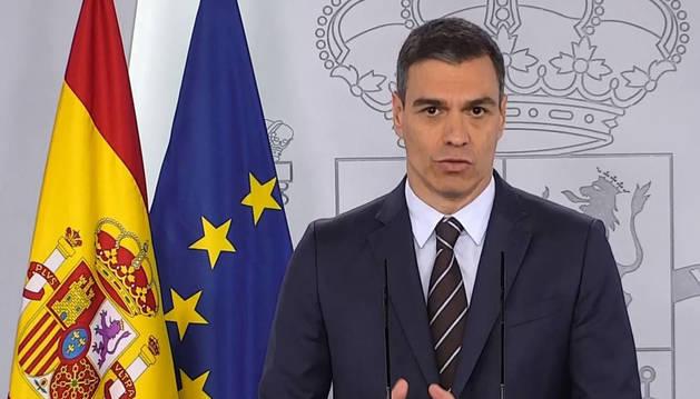 Sánchez anuncia que se reanudará la entrada de turismo extranjero desde julio