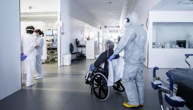 Navarra registra 14 nuevos casos de coronavirus y ningún fallecimiento en las últimas horas