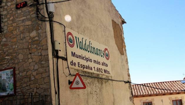 Valdelinares (Teruel) encabeza la lista de pueblos más altos de España