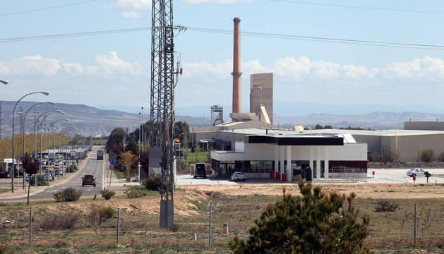 Polígono industrial Montes de Cierzo de Tudela
