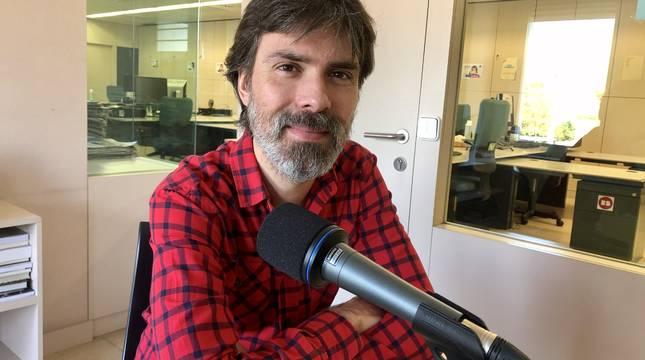 José Mari Belcos, responsable de Diariodenavarra.es.