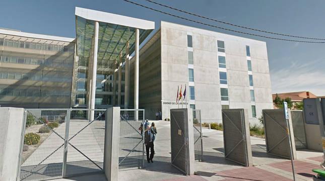 Ciudad de la Justicia de Murcia.