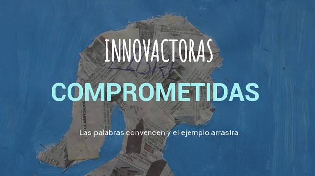 Amaya Vizmanos y Naiara Urra, Premios Innovactora