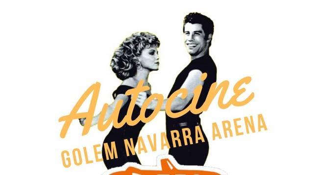 El autocine del Navarra Arena propone 'Grease' para este fin de semana.