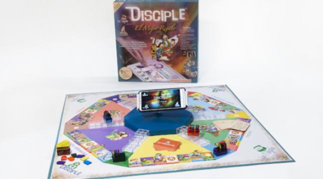 Así es el juego de mesa sobre la Biblia que ha diseñado un valenciano