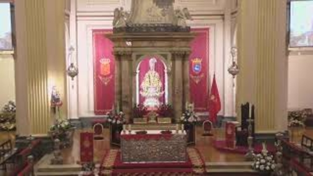Vídeo de la sexta misa de la escalera