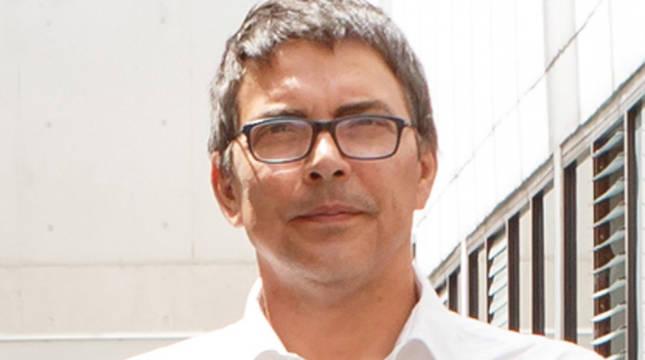 David Benito Pertusa.