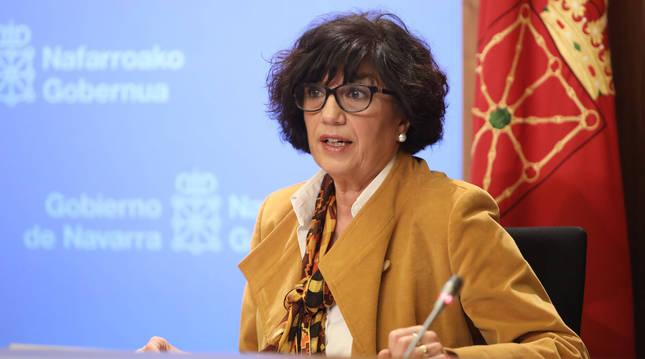 Foto de Nieves Ascunce, jefa de Epidemiología de Salud Pública.