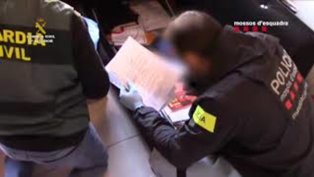 Desarticulada una organización internacional dedicada al tráfico de seres humanos