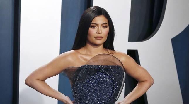 Kylie Jenner, en la fiesta posterior a la entrega de los Oscar de este año.