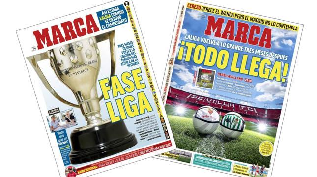 Marca, de nuevo gratis con Diario de Navarra